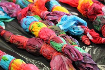 Arts and Crafts at XUK Summer Residential camp