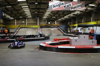 XUK Karting trip over summer holidays