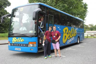 New Eccles Hall School in East Anglia Coach Service