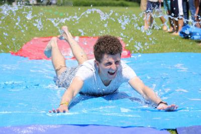Wet n Wild Fun at XUK Activity Camp