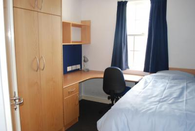 Individual room at XUK Specialist Summer Camp