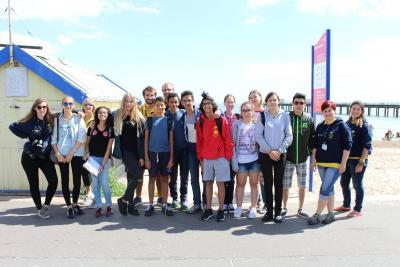Study trips at XUK English summer school