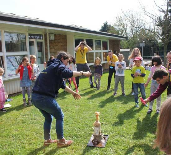 Mini Minors & XUK Day Camp Easter Round Up