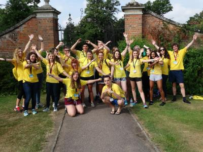 uk summer school english teaching staff residential camp