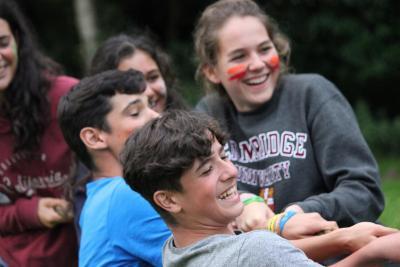 Wet and Wild Fun at XUK Activity Camp Summer holidays