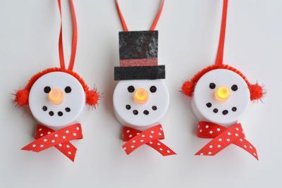 xuk christmas craft snowman england