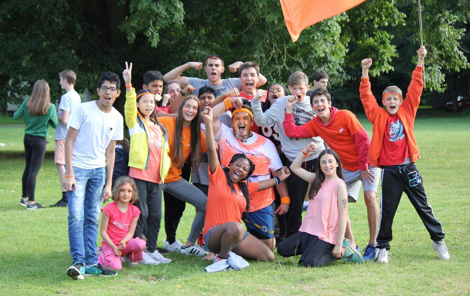 Summer Camp uk