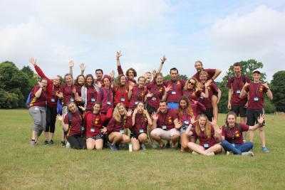 uk summer camp staff team summer job