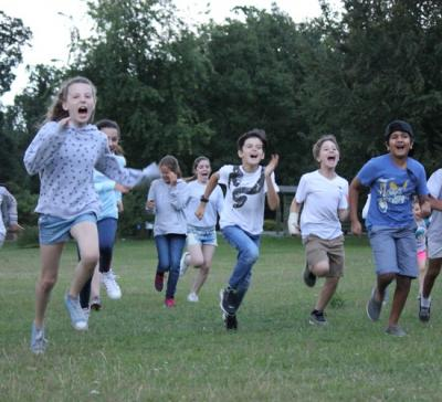 best kids camp england