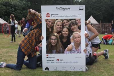 teenage girls uk summer camp london best england