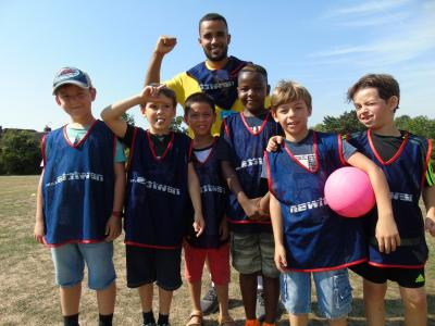 boys sports day camp london international