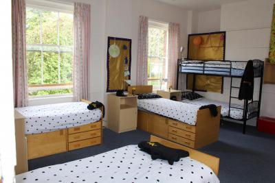 cosy dormitory sleeping for children and teens best summer camp england