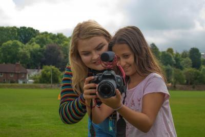 media photography tuition best summer camp uk