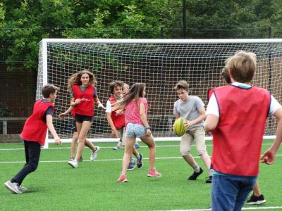 rugby sport activity uk international summer camp
