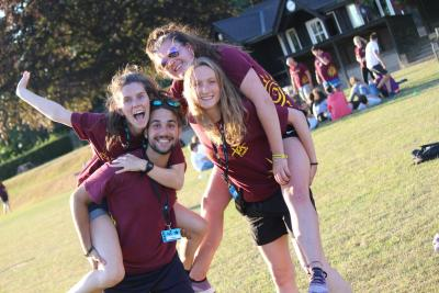 Happy staff summer xuk residential activity camps and english summer school