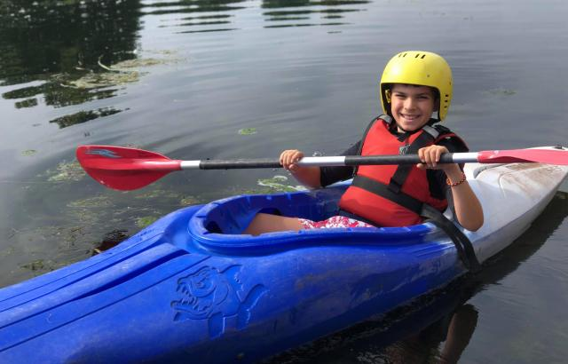 Activity camps UK - water sports