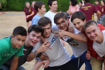 summer camp friends uk summer school