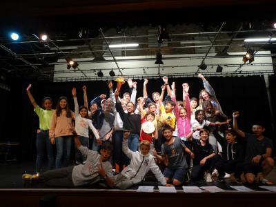 fun evening program kids teens summer school england