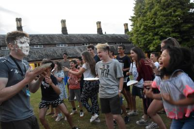 students and pastoral leaders summer school uk
