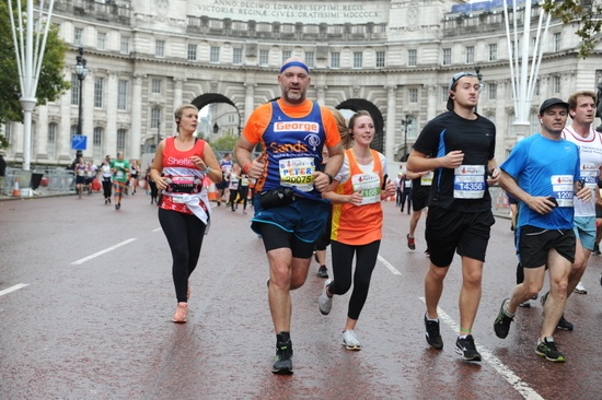 Peter Conquers the Royal Parks Half Marathon