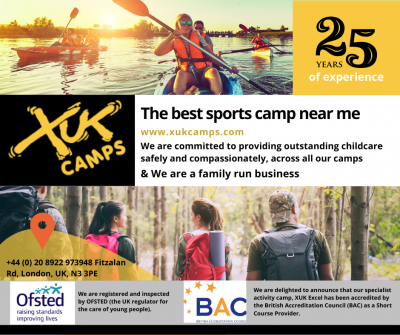 Kids Camp in the UK -  XUK Camps