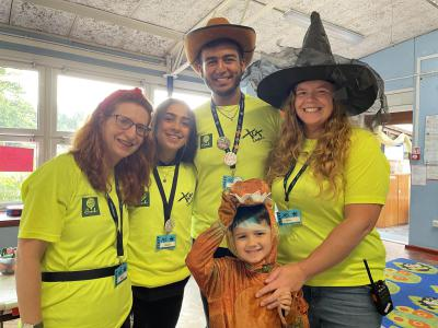 Jobs for Teachers, Teaching Assistants at XUK London Day Camps Playschemes